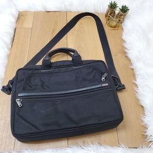 Tumi Black Computer Bag